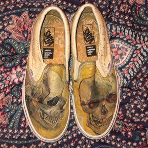 Vincent Van Gogh Vans
